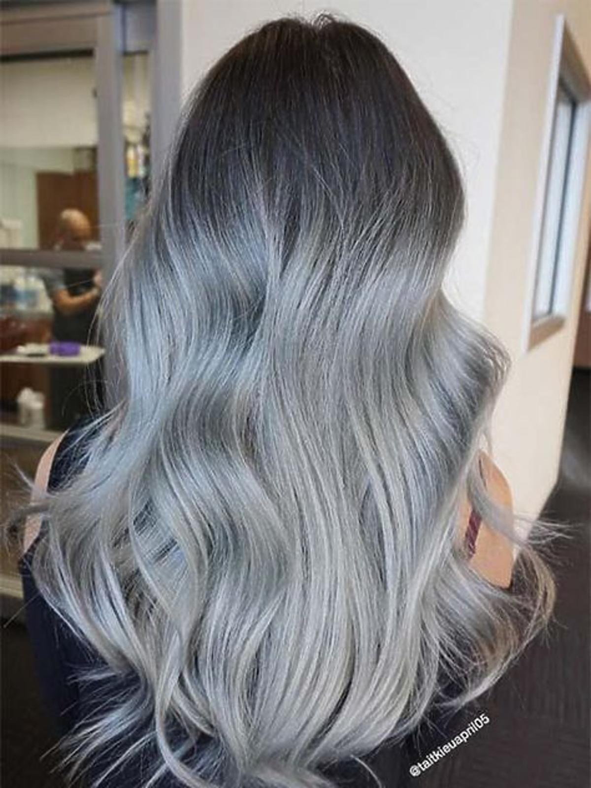 Koloryzacja Silver Highlights