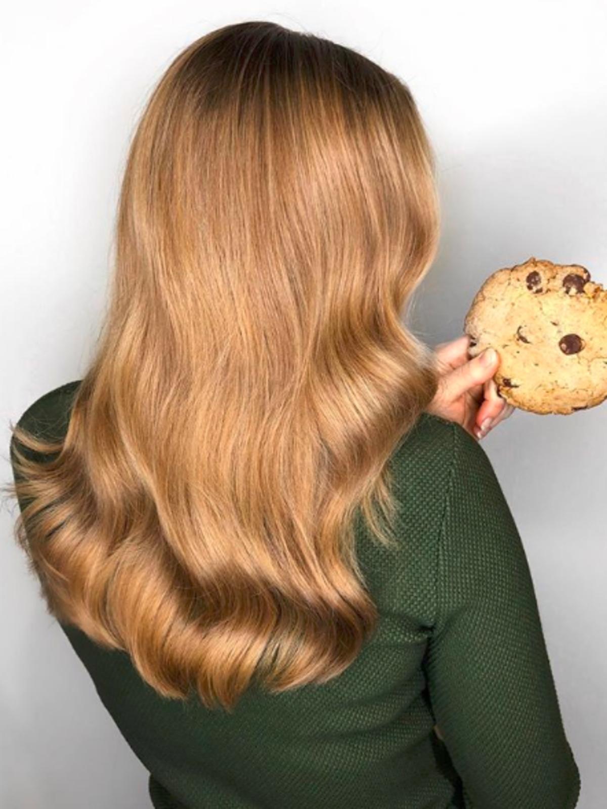 Koloryzacja Chocolate Chip Cookie