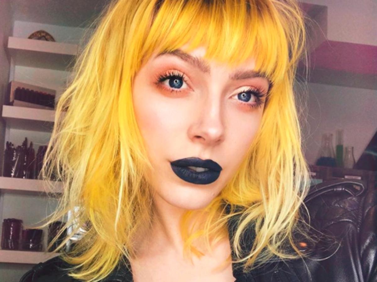Wiosną będą rządziły włosy w kolorze... makaronu z serem?