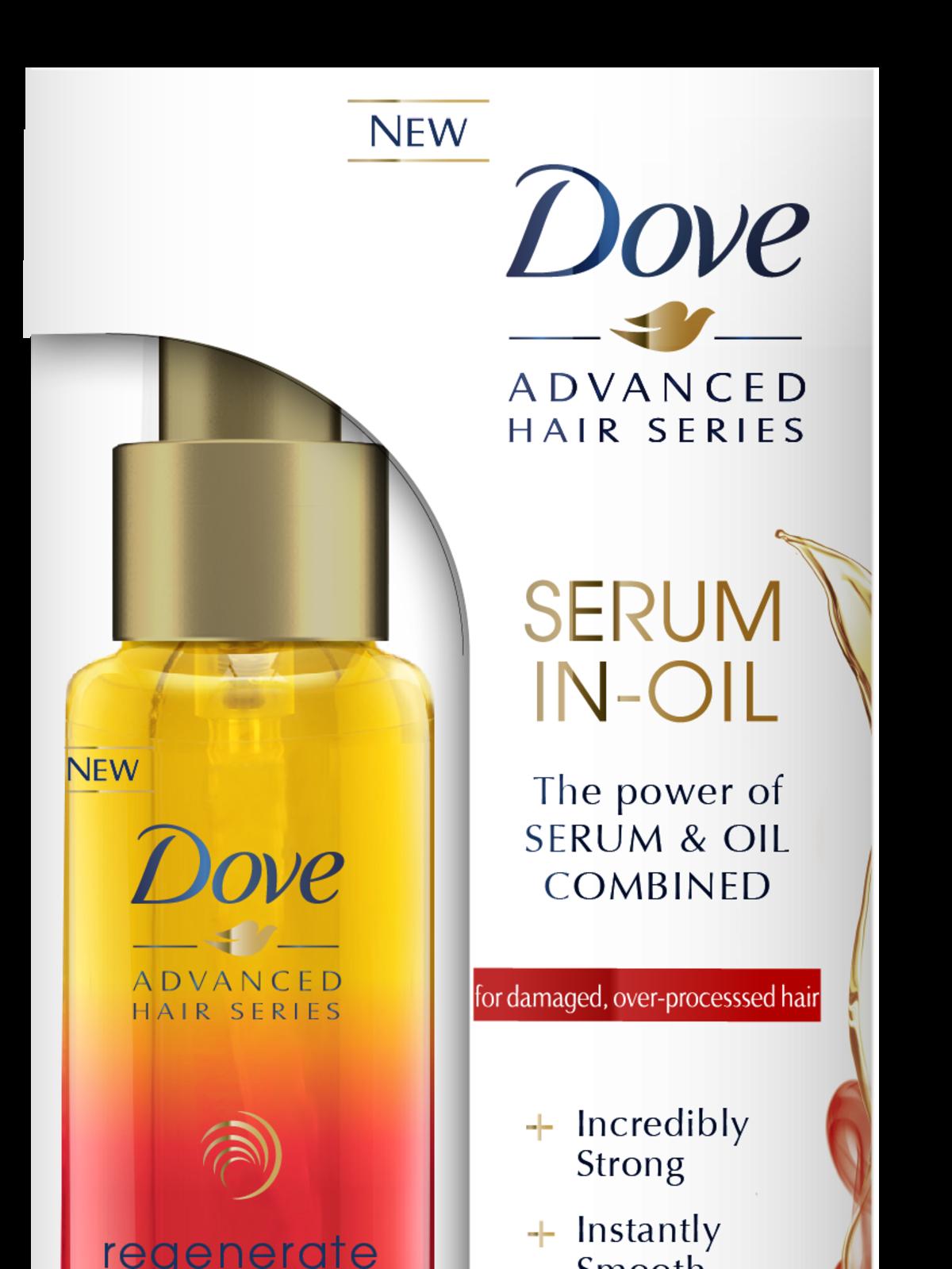 Regenerujące serum w olejku 2w1 Dove, 24,99zł