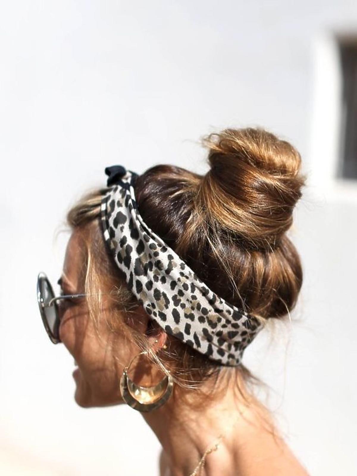 Opaska na włosach