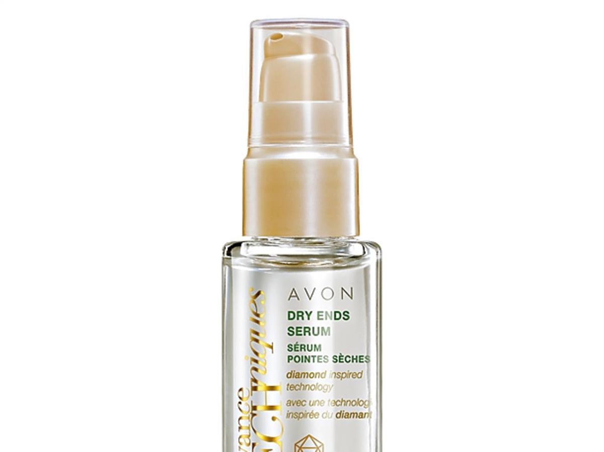Avon, Advance Techniques, Serum na przesuszone końcówki