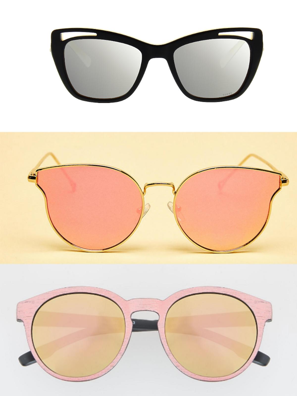Okulary do twarzy kwadratowej
