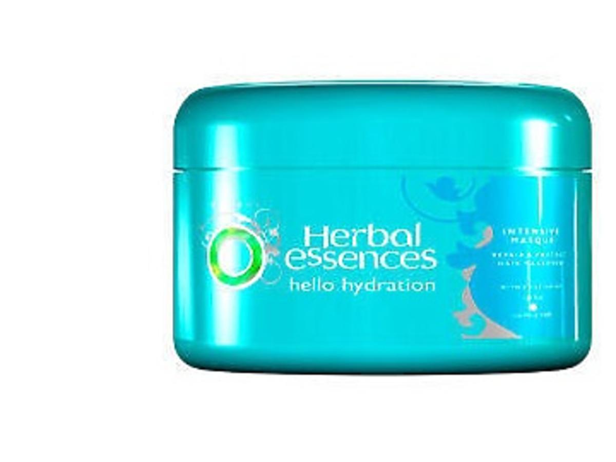 Nawilżająca maska do włosów Herbal Essences