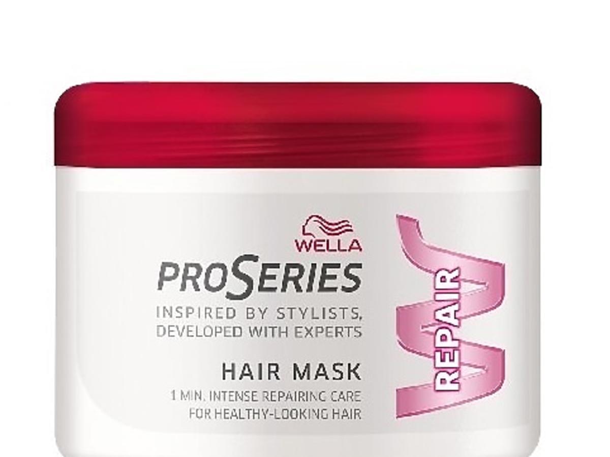Wella Pro Series, Repair Treatment, Maska do włosów suchych i zniszczonych