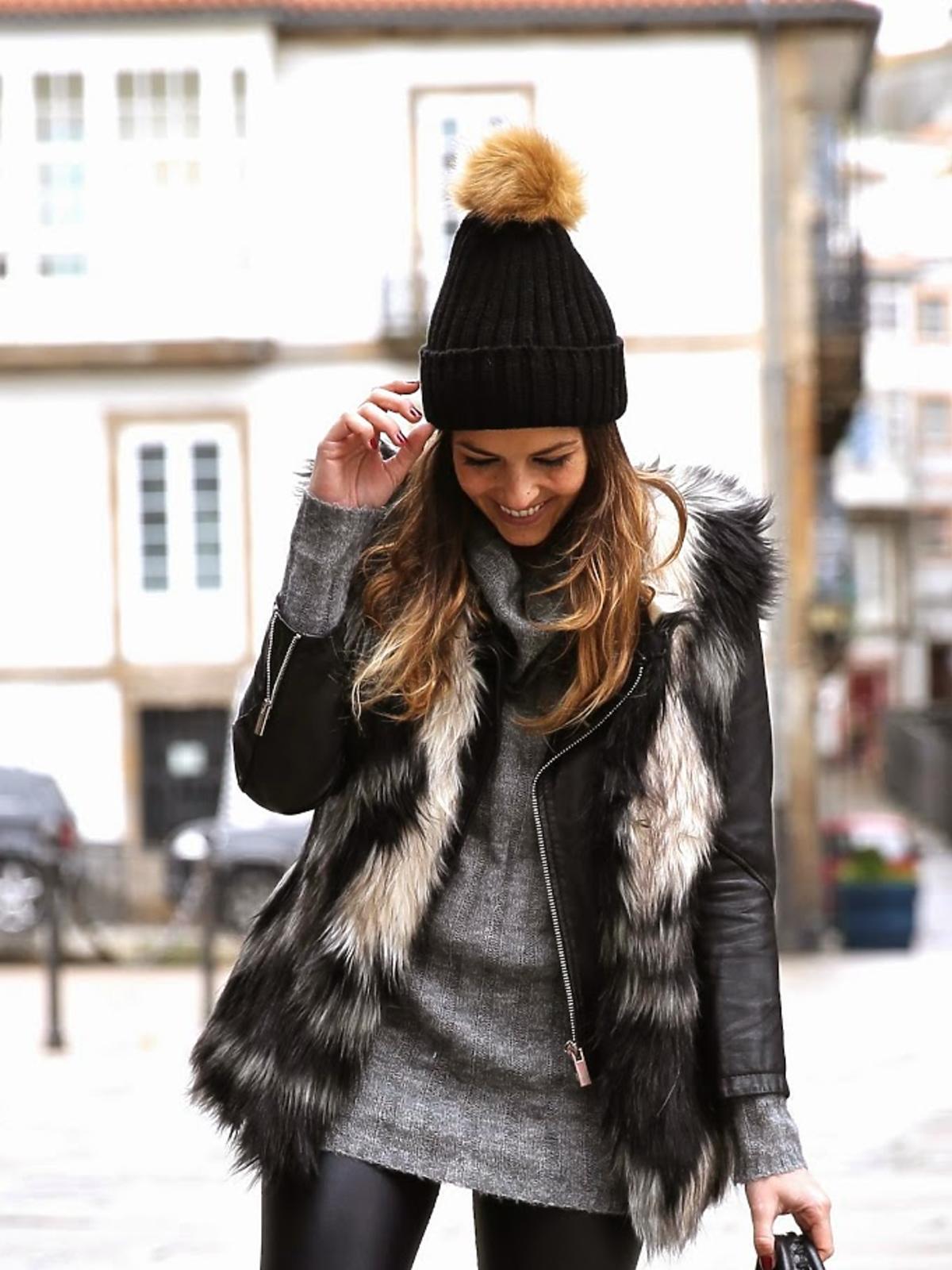 Noszenie czapki wcale nie musisz być straszne :)