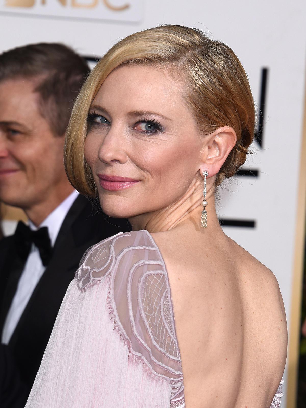 Złote Globy 2016 - Cate Blanchett
