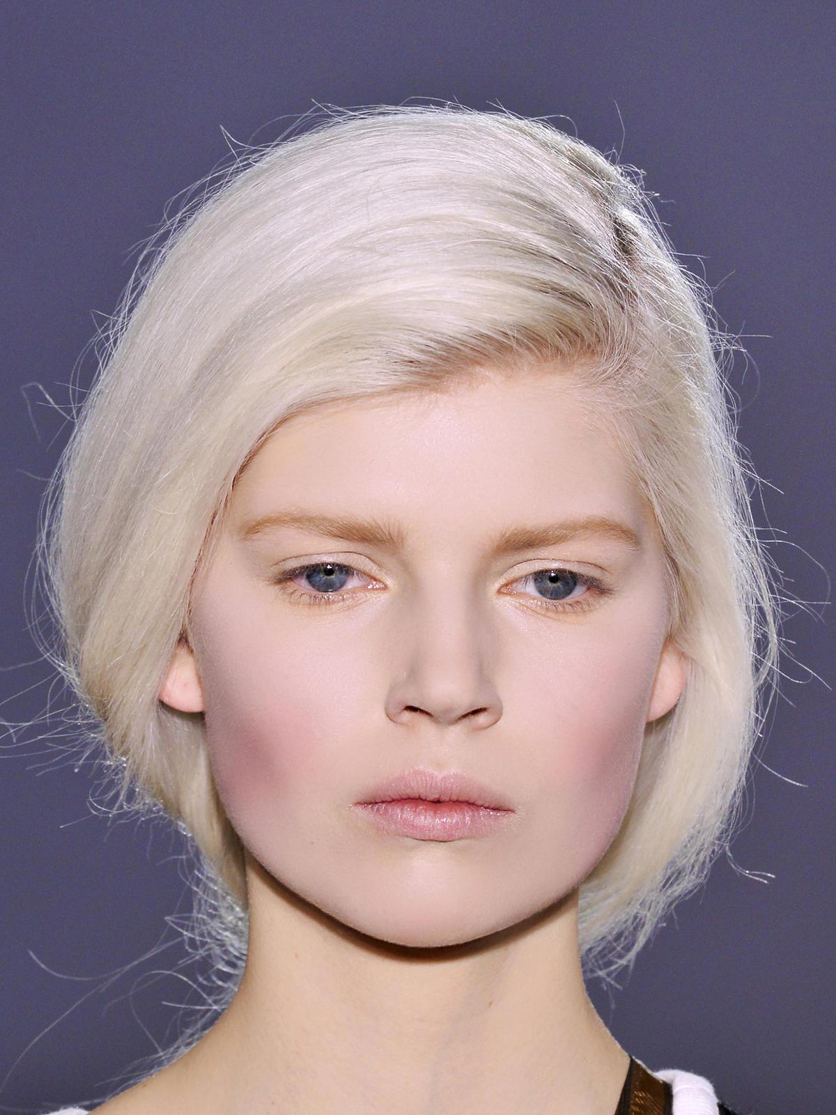 Platynowy blond Margiela na jesień 2014