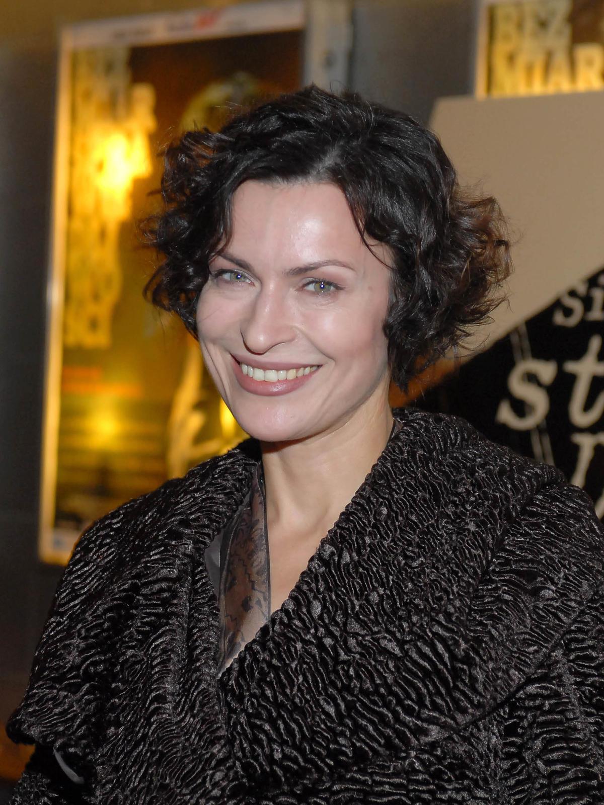 Danuta Stenka w 2007 roku
