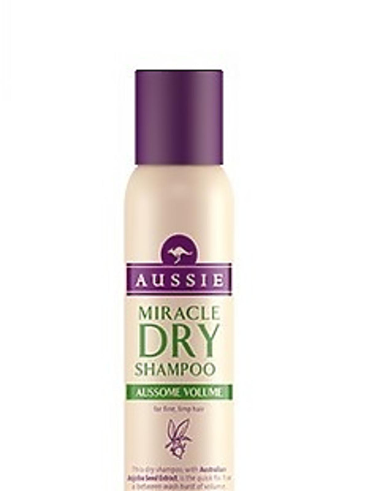 Aussome Volume, Miracle Dry Shampoo