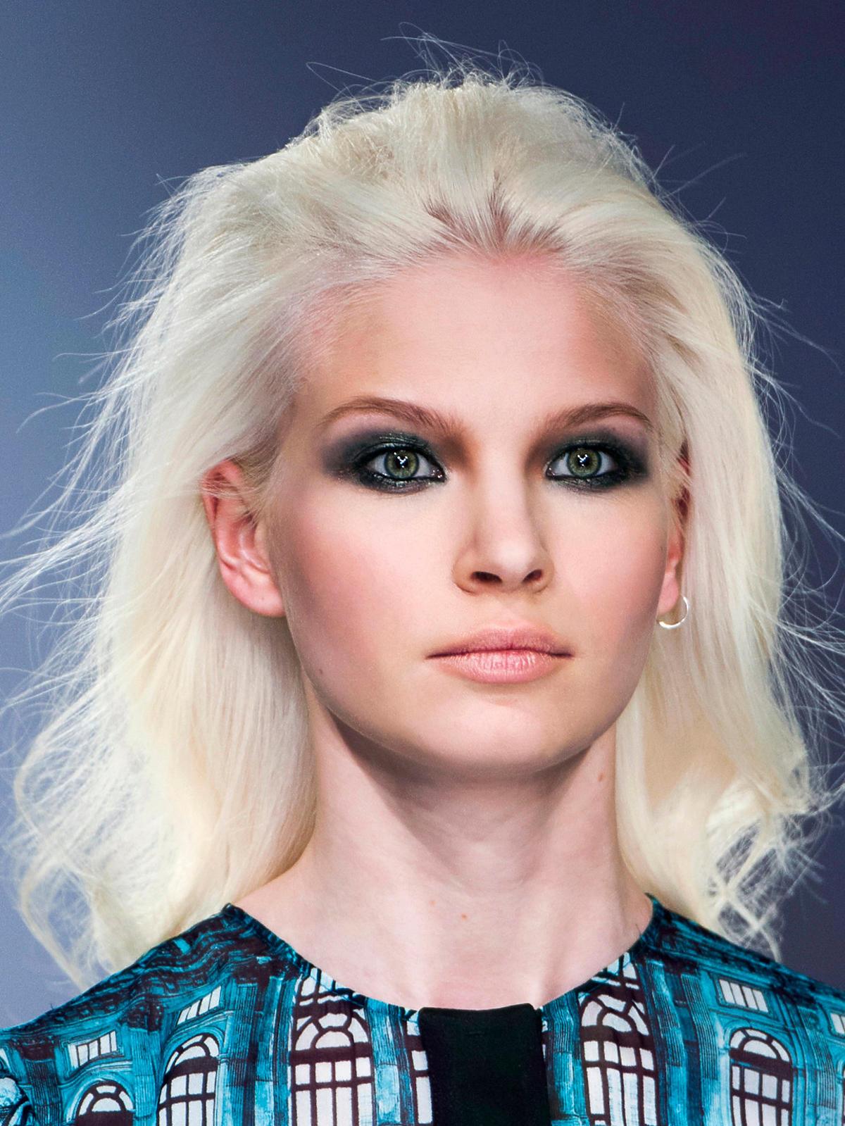 Platynowy blond Genny na jesień 2014