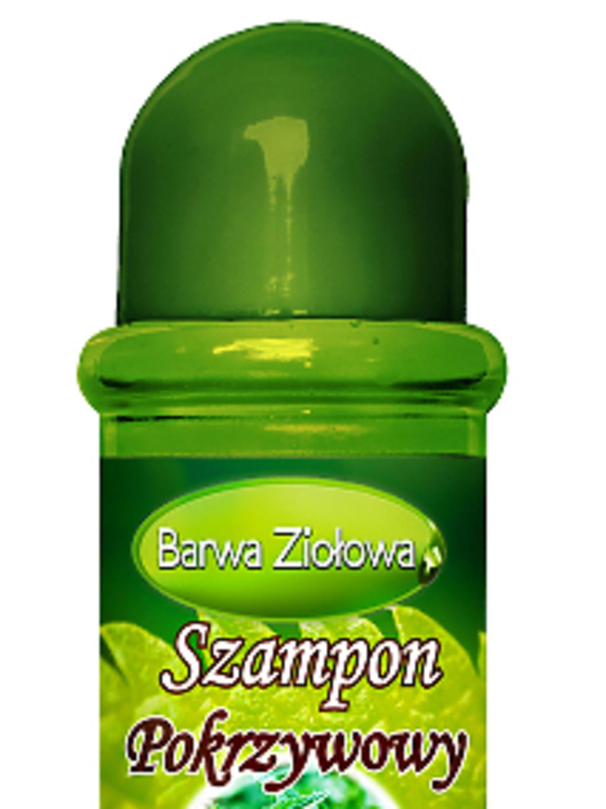 Pokrzywowy szampon Barwa Ziołowa, 3,50 zł