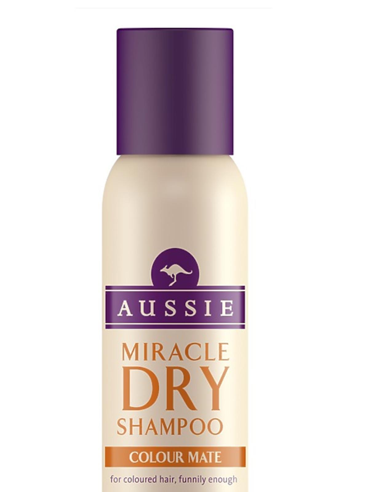 Suchy szampon Aussie, 24,99zł