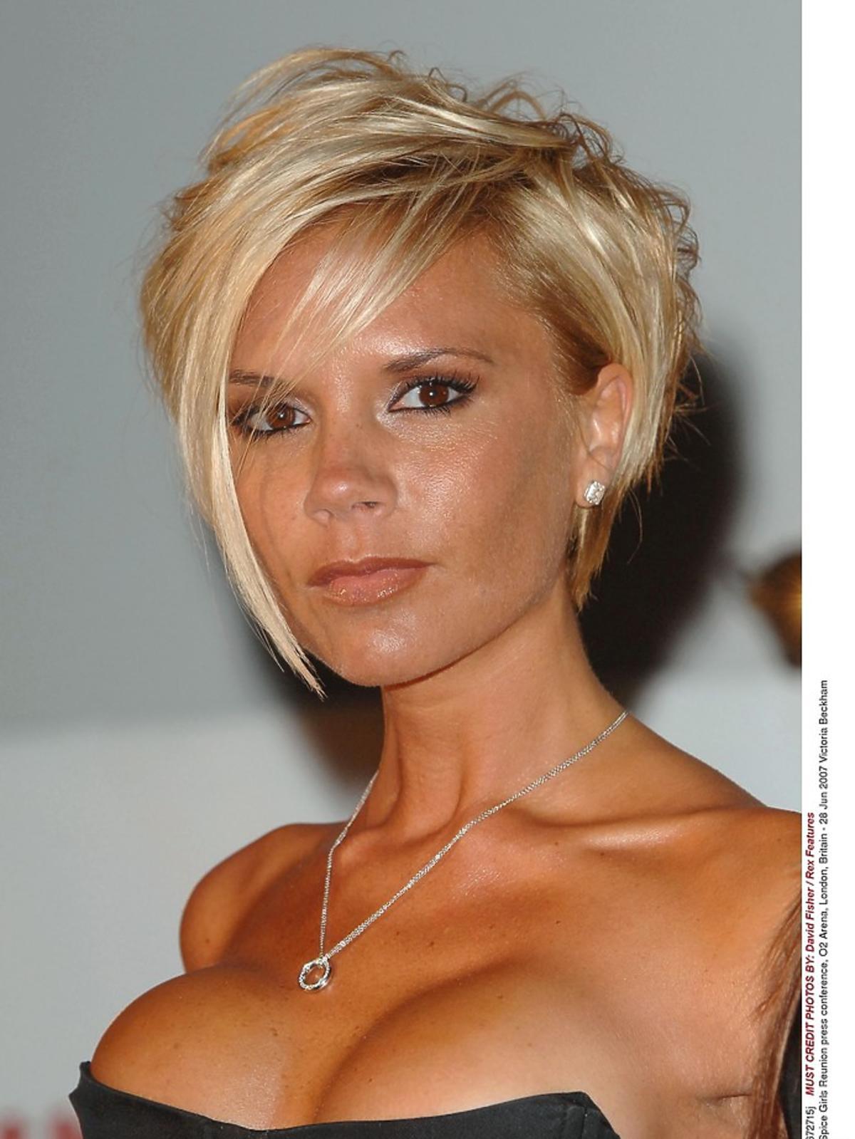 Victoria Beckham w 2007 roku
