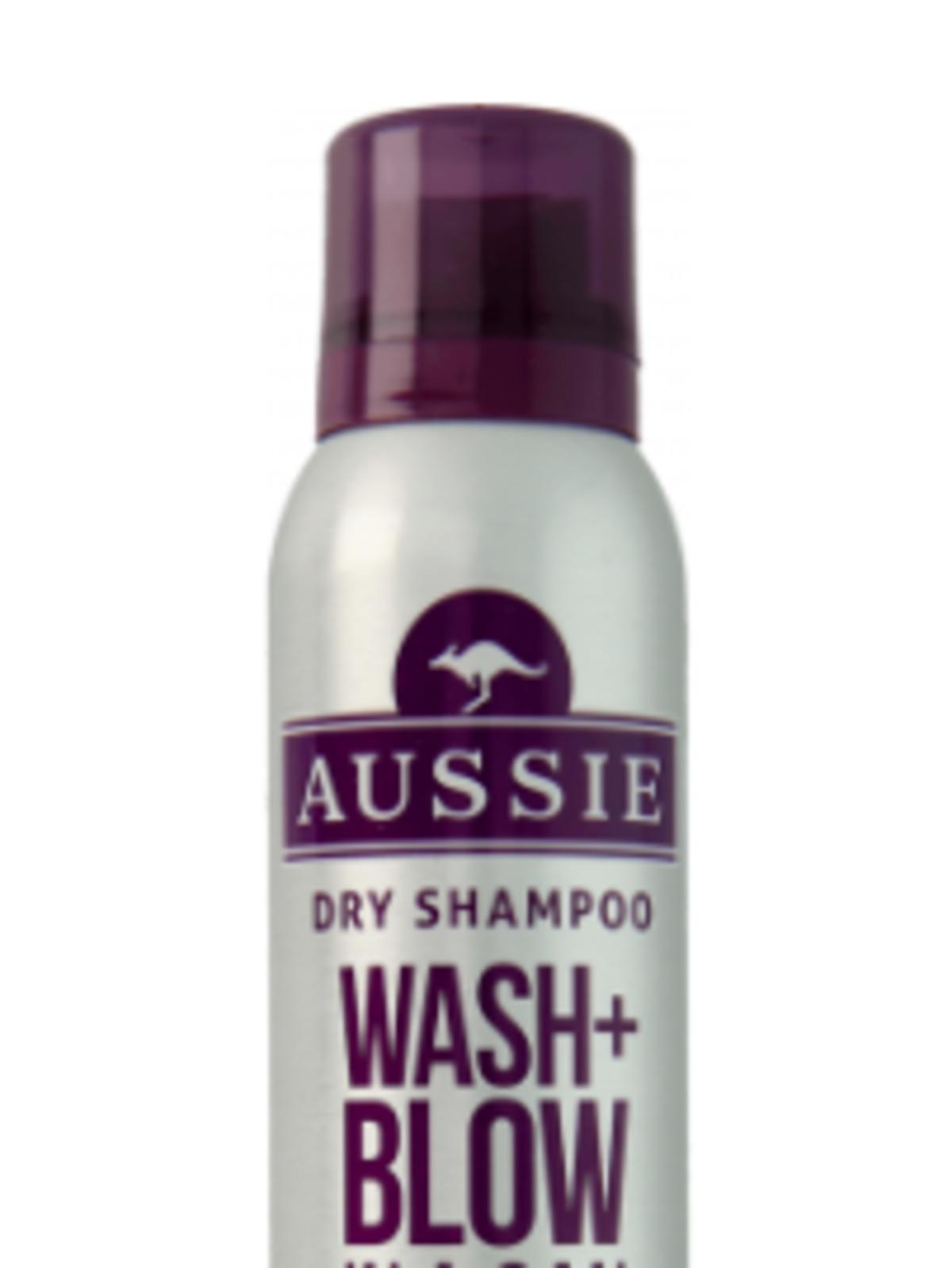 Aussie, Wash + Blow in a Can, Peach Fusion, Dry Shampoo