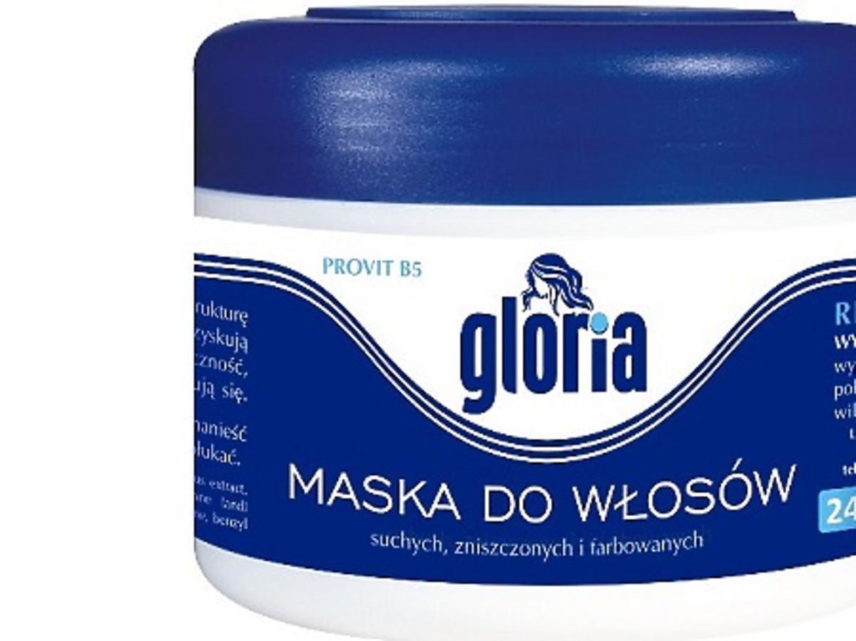 Maska do włosów suchych Malwa Gloria