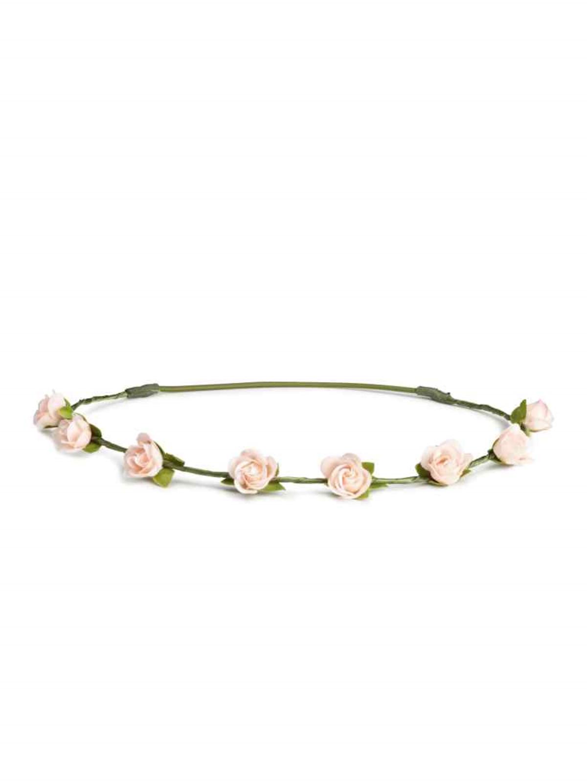 Opaska z kwiatami H&M, 19,90 zł