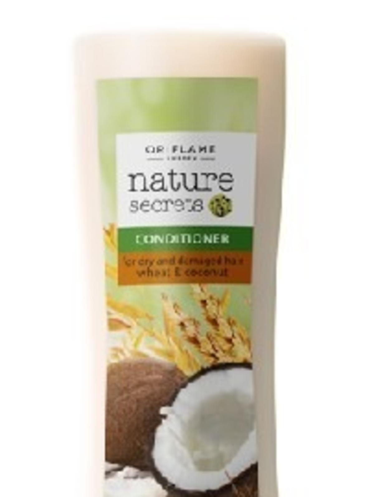 Oriflame, Nature Secrets, odżywka z pszenicą i kokosem