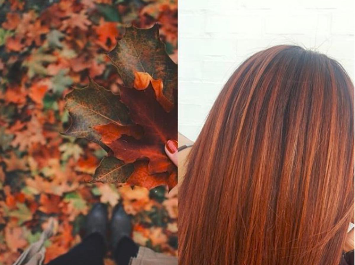 Koloryzacja Autumn leaves