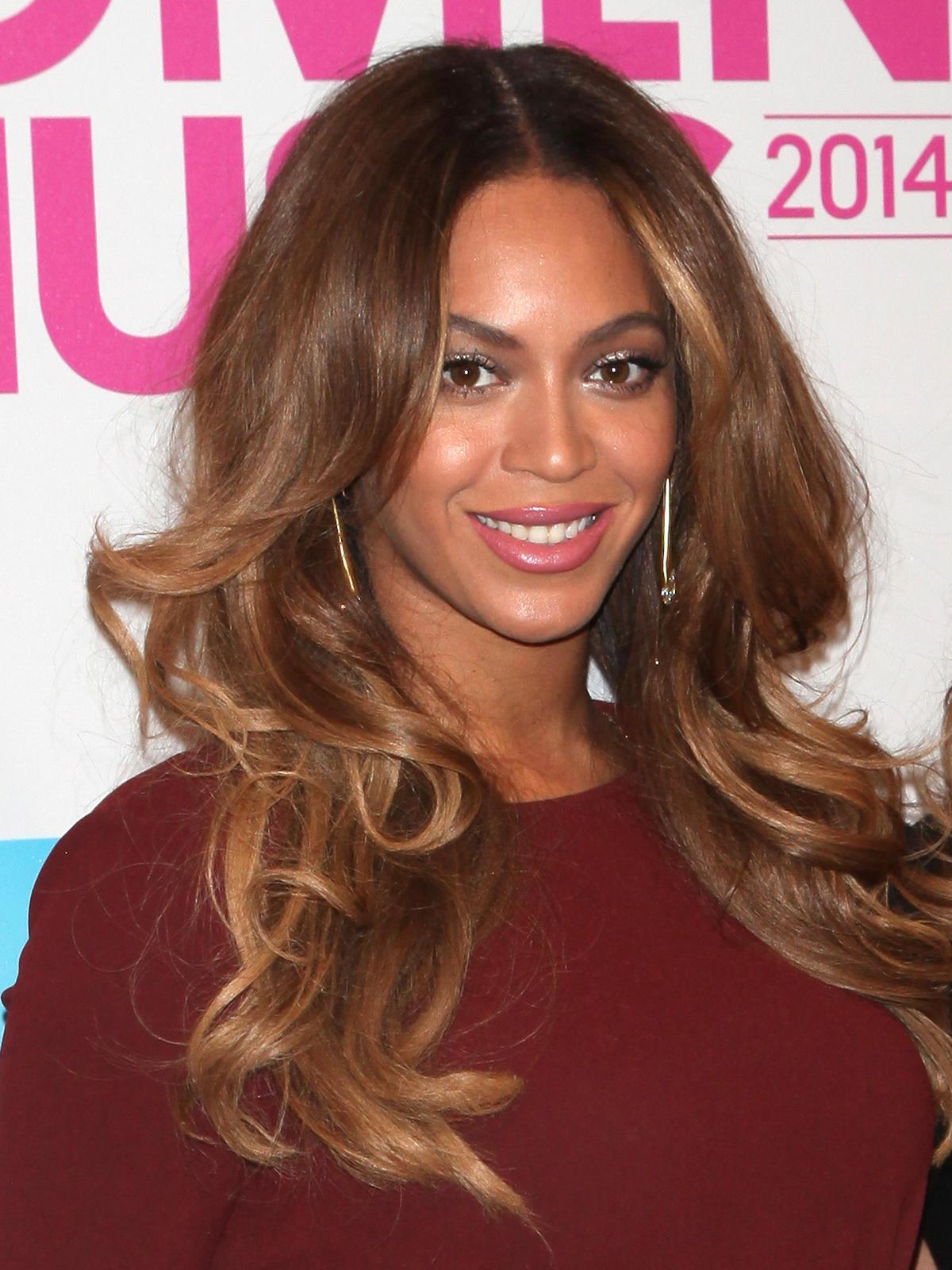 Klasyczne fale na studniówkę, Beyonce Knowles