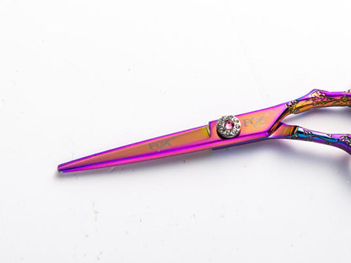 Nożyczki fryzjerskie Fox Glamour, 120zł