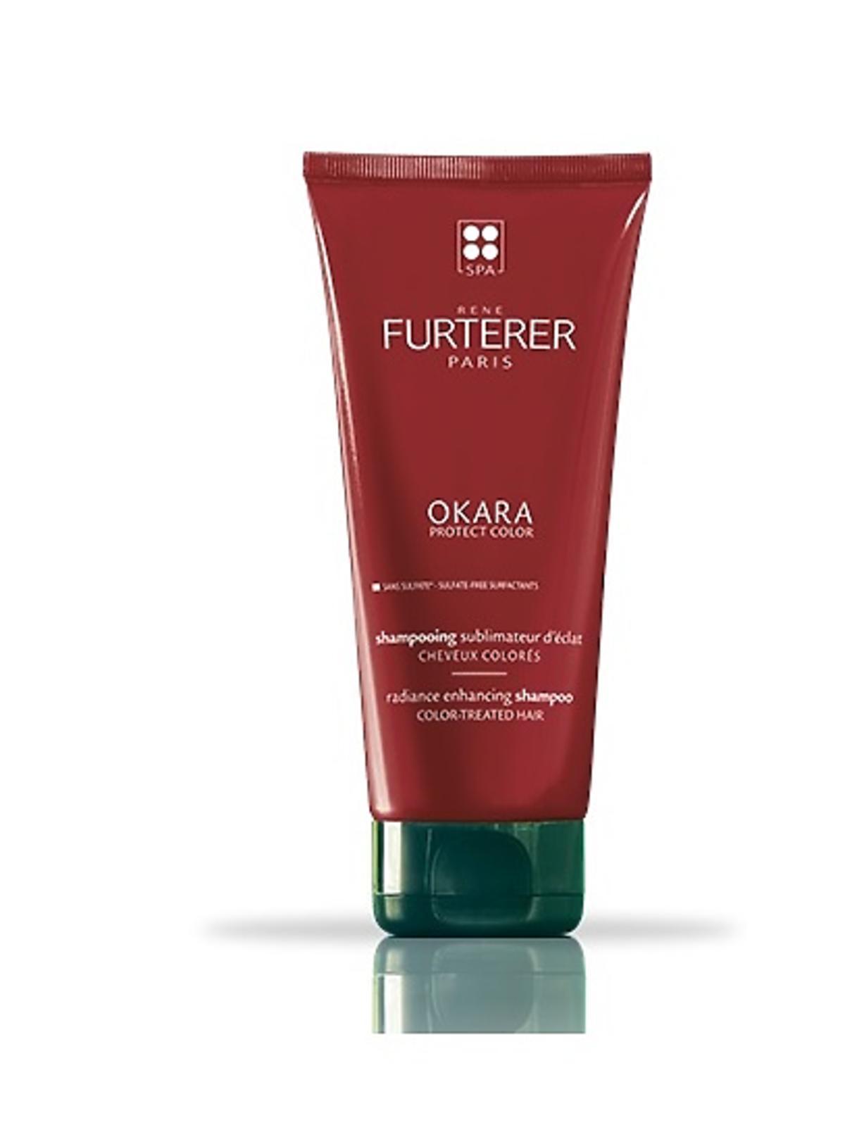 René Furterer, Okara protect color, szampon wzmacniający kolor włosów farbowanych