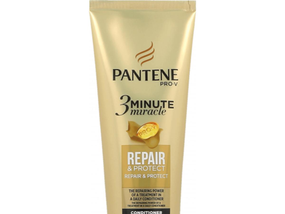 Pantene, 3 Minute Miracle, Repair & Protect (Intensywna odżywka do włosów)