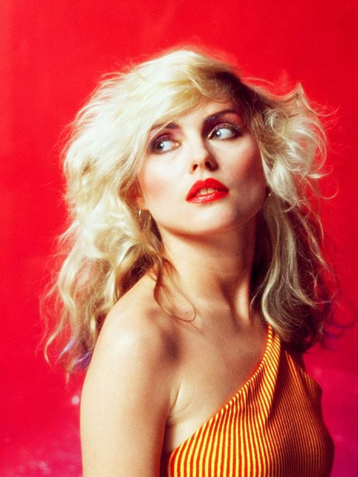 1. Debbie Harry. Fot. Mick Rock