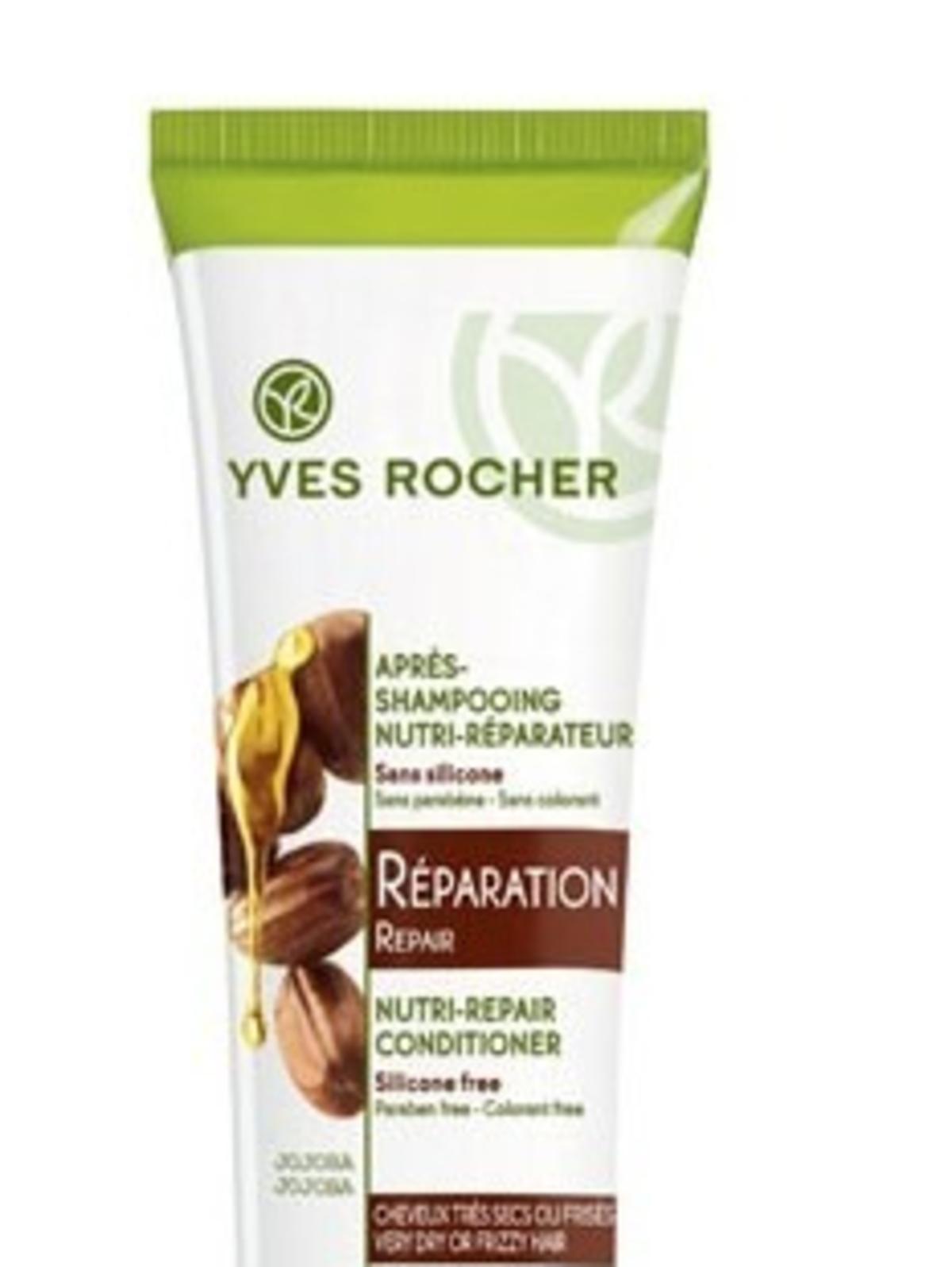Yves Rocher, Odżywka odbudowująca do włosów bardzo suchych i kręconych