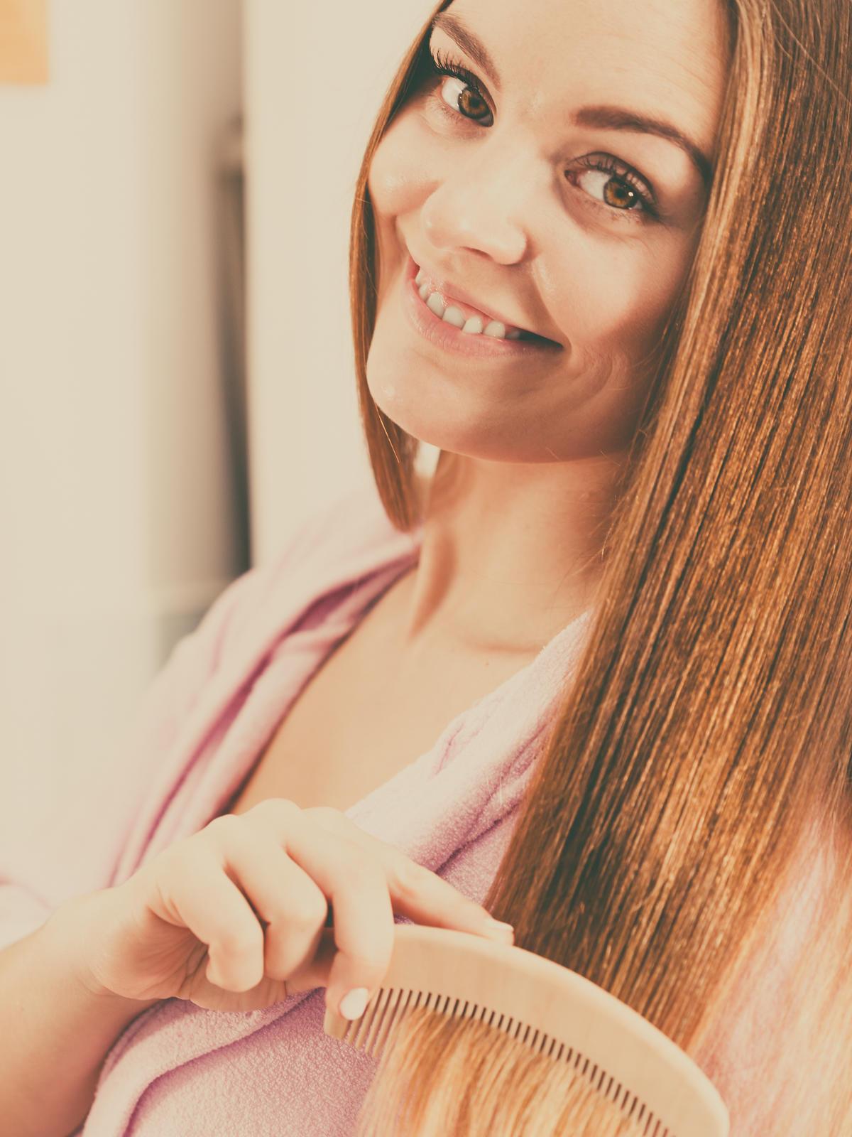 Nie rozczesujesz włosów przed myciem