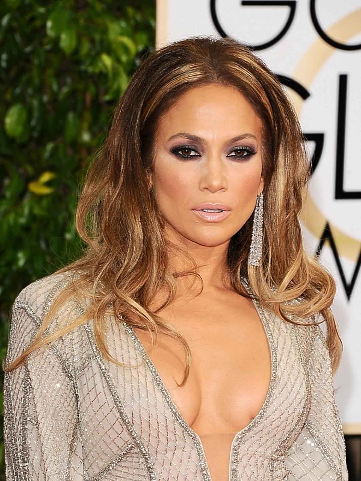 Jennifer Lopez, Złote Globy 2015