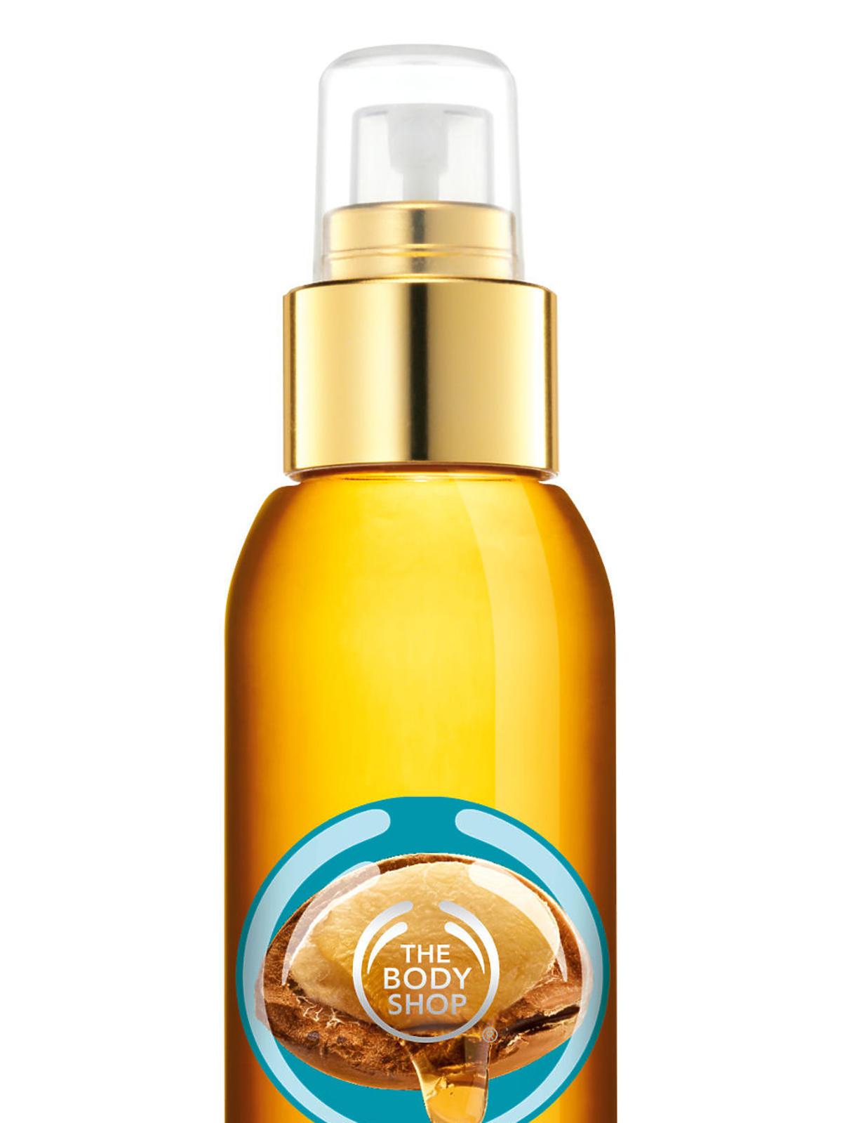Olejek arganowy do ciała i włosów The Body Shop, 39zł
