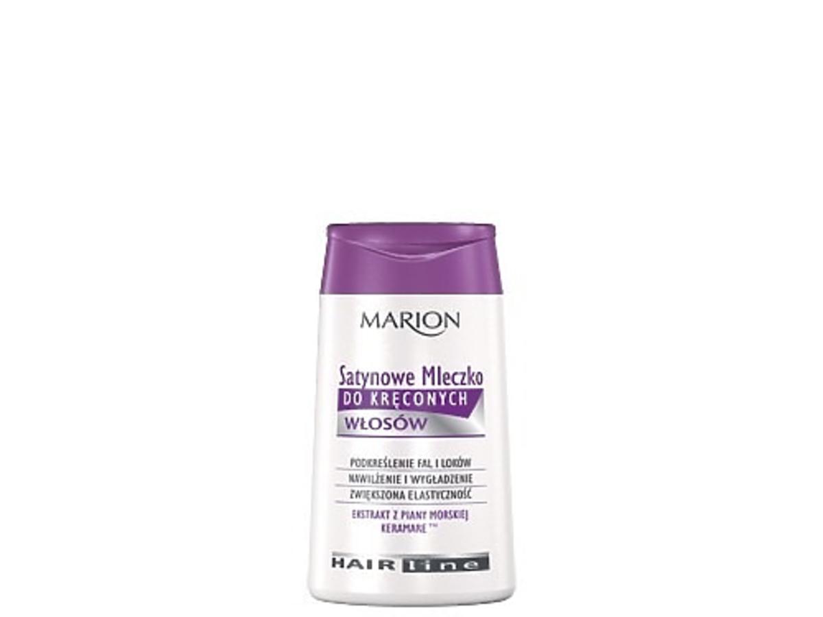 Marion - Hair Line - Satynowe mleczko do kręconych włosów - 8 zł