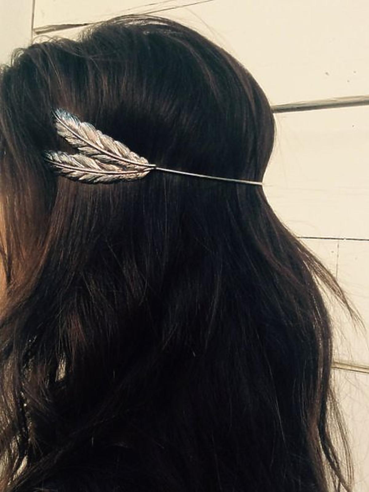 Biżuteria we włosach