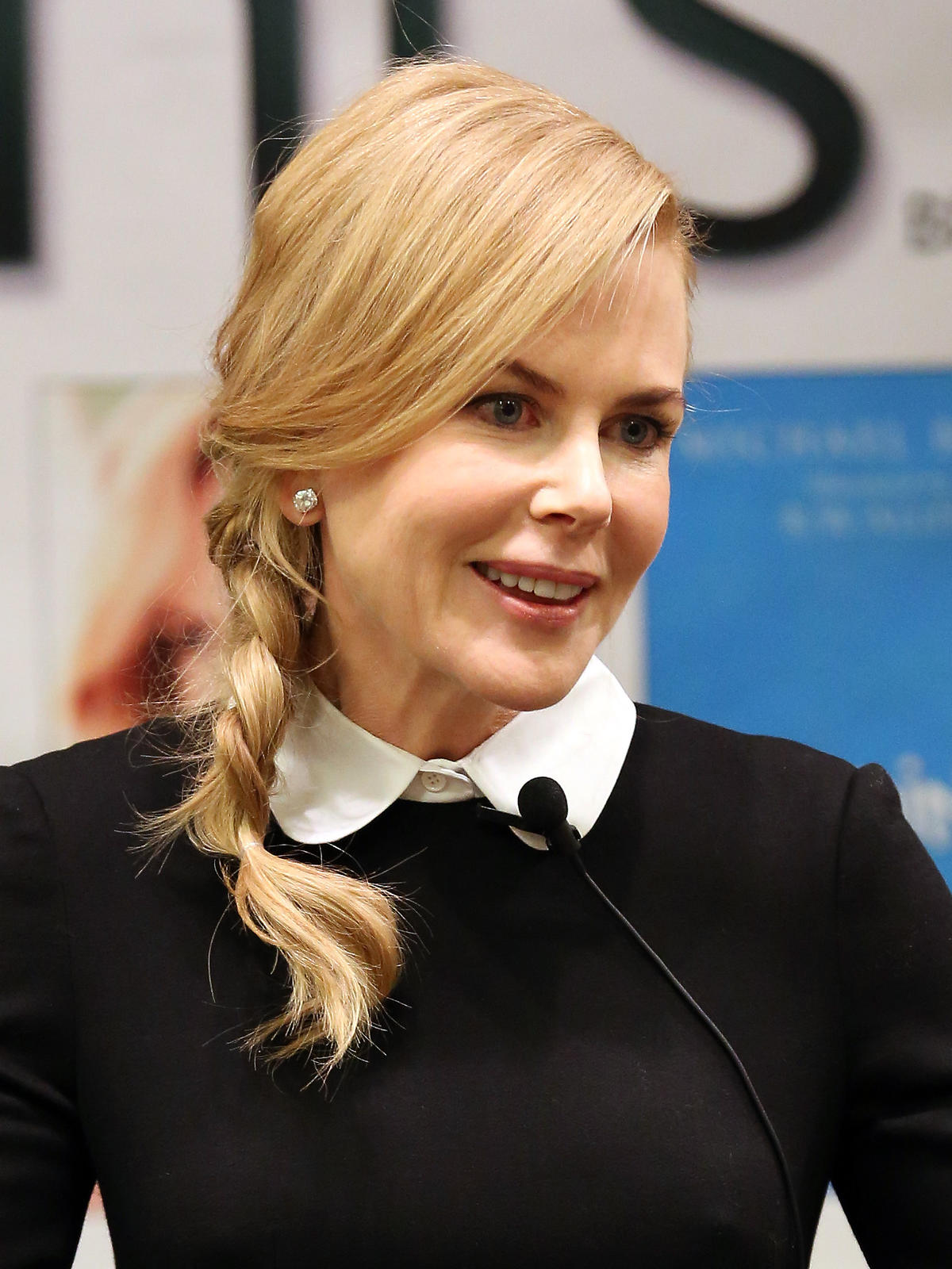 Luźny warkocz, Nicole Kidman