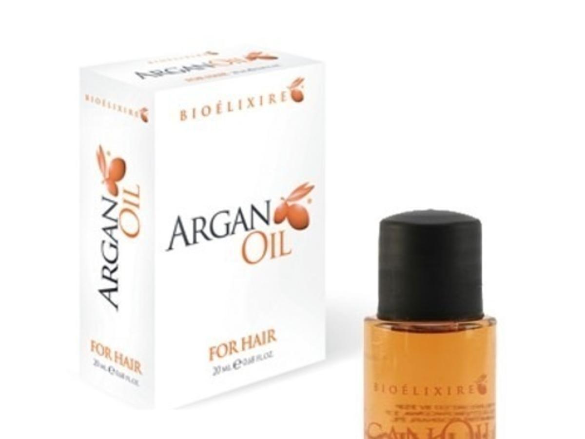 Bioelixire, Argan Oil, Serum do włosów z olejkiem arganowym