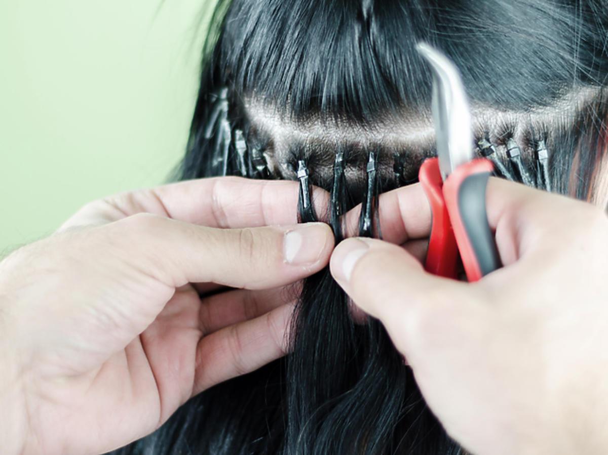 Przedłużasz włosy