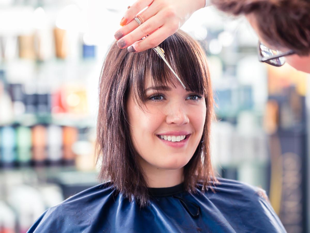 Nie zrobi ci fryzury, którą chcesz, jeśli będziesz w niej źle wyglądać