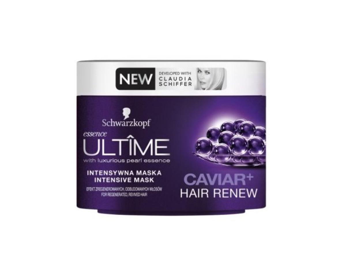 essence ULTÎME, CAVIAR+ HAIR RENEW, intensywna maska do włosów