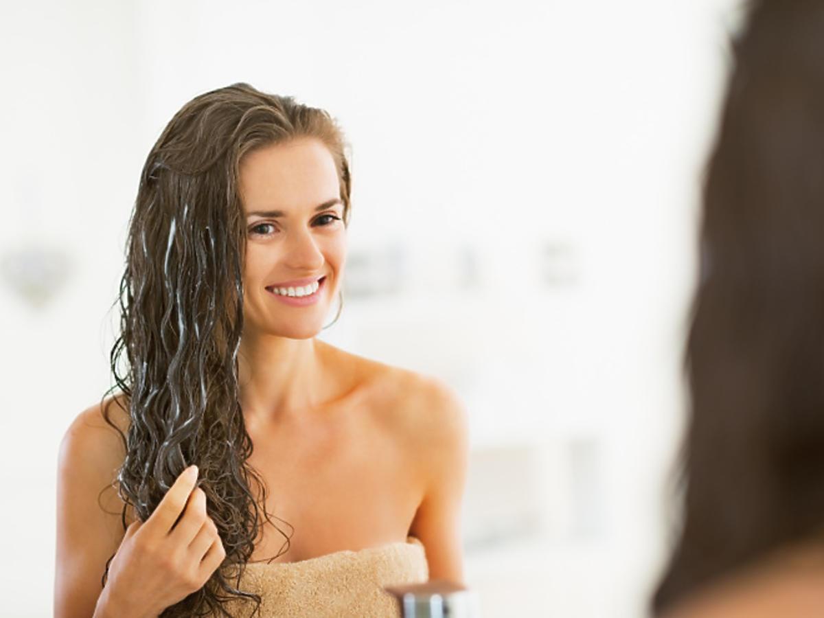 Polub kosmetyki z silikonami i oleje