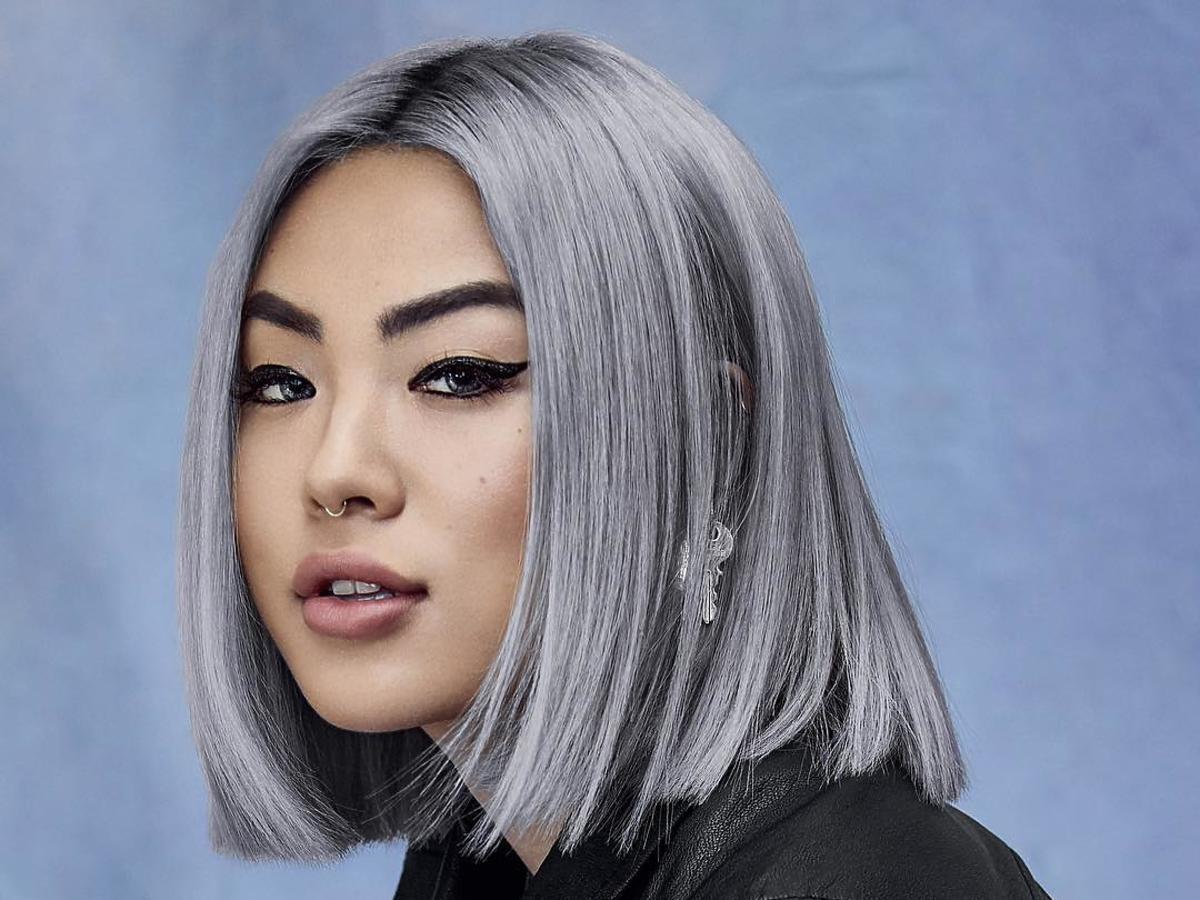 Kolor roku 2019 wg L'Oreal Paris: srebrny
