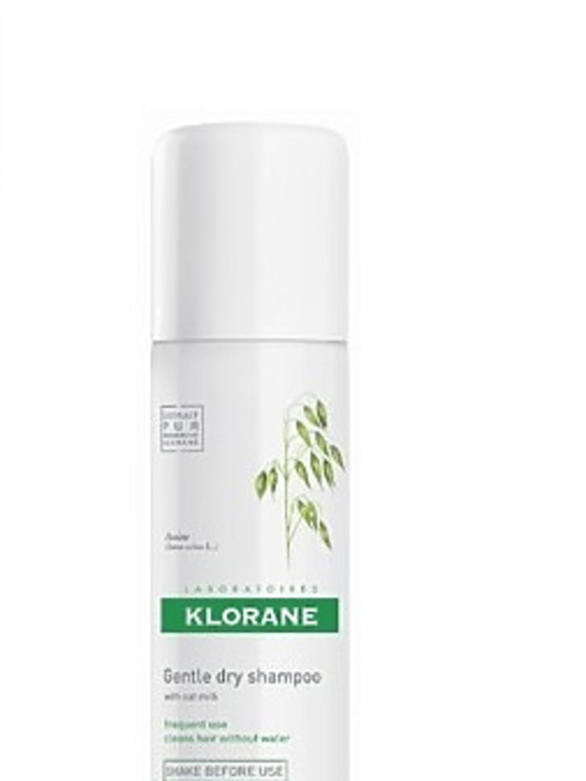 Klorane, suchy szampon