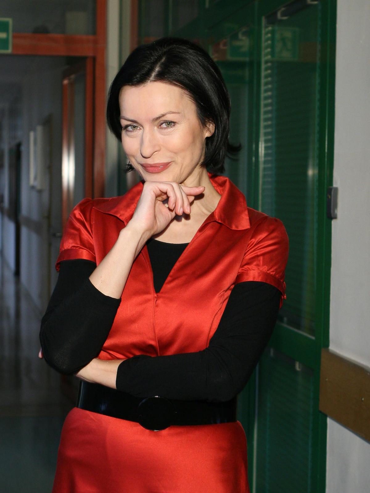 Danuta Stenka w 2008 roku