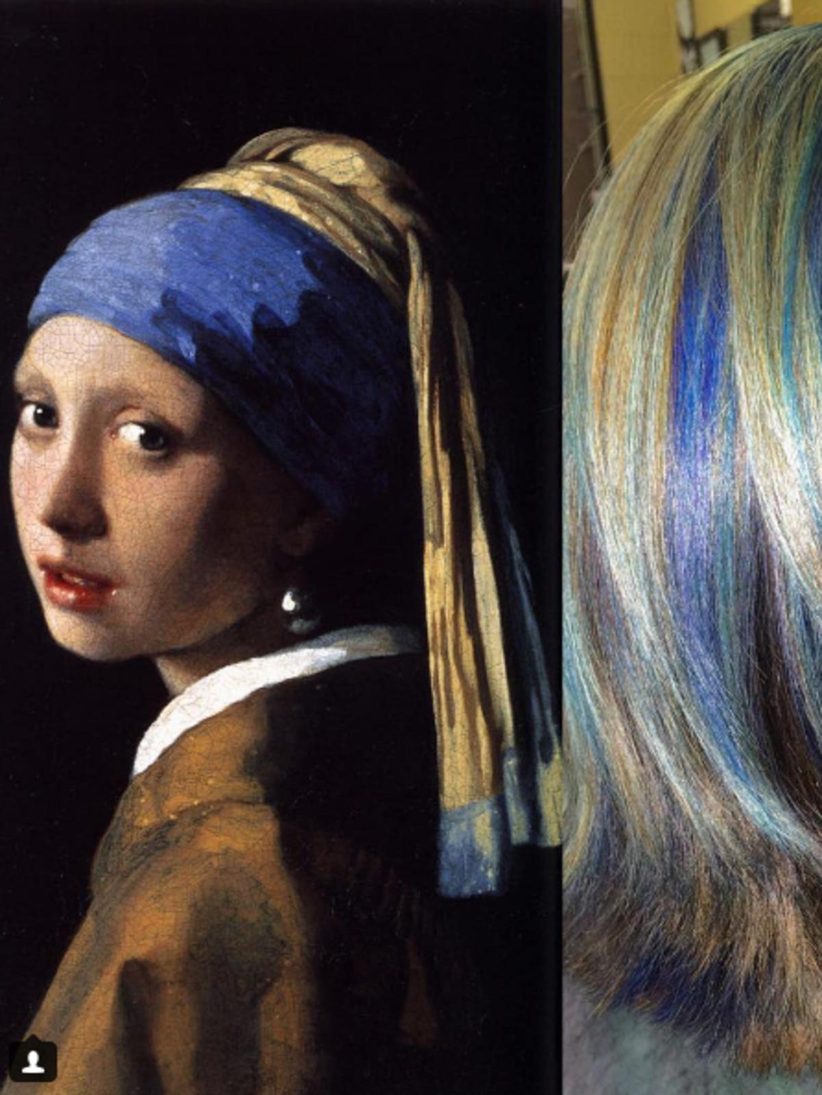 Dziewczyna z perłą, Johannes Vermeer