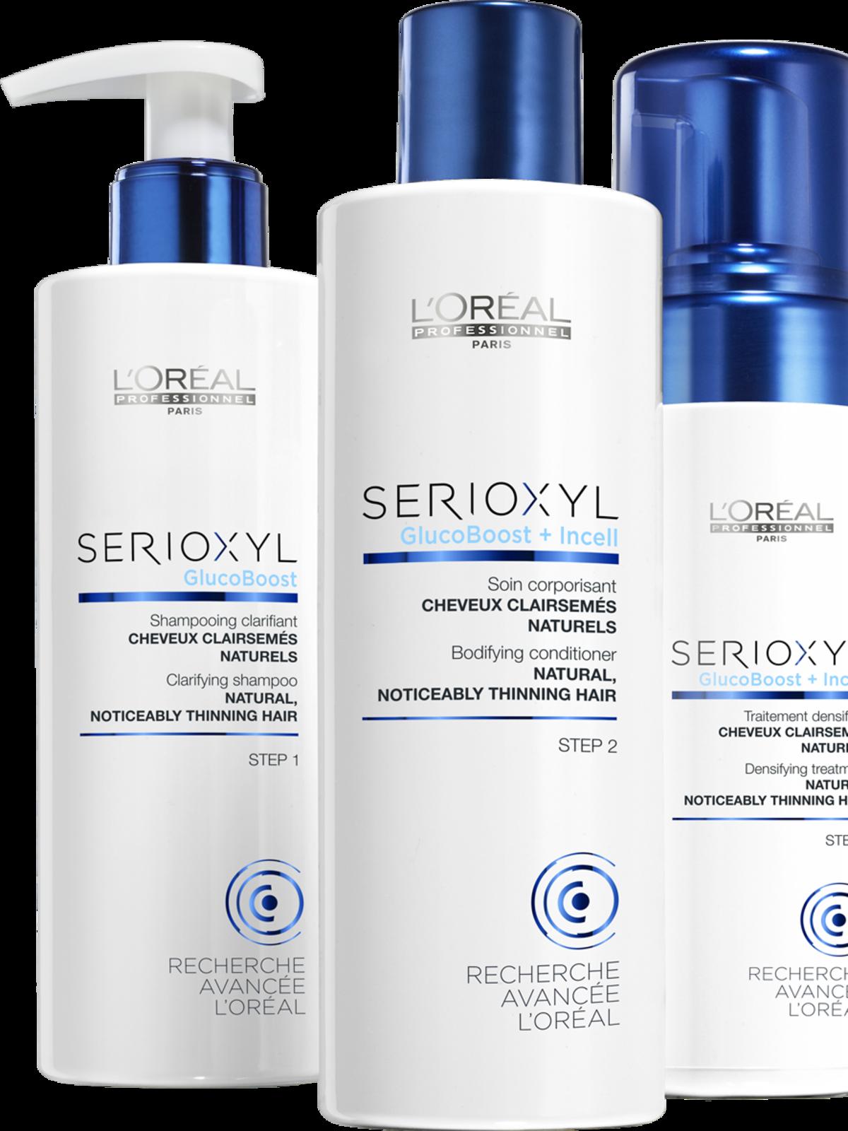 Zestaw L'Oréal Professionnel Serioxyl, 180zł