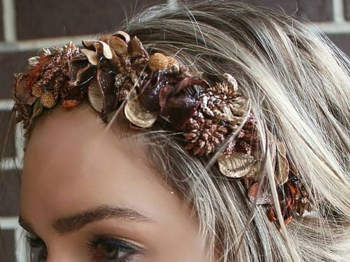 Syrenia korona - nowy trend w dziedzinie akcesoriów do włosów