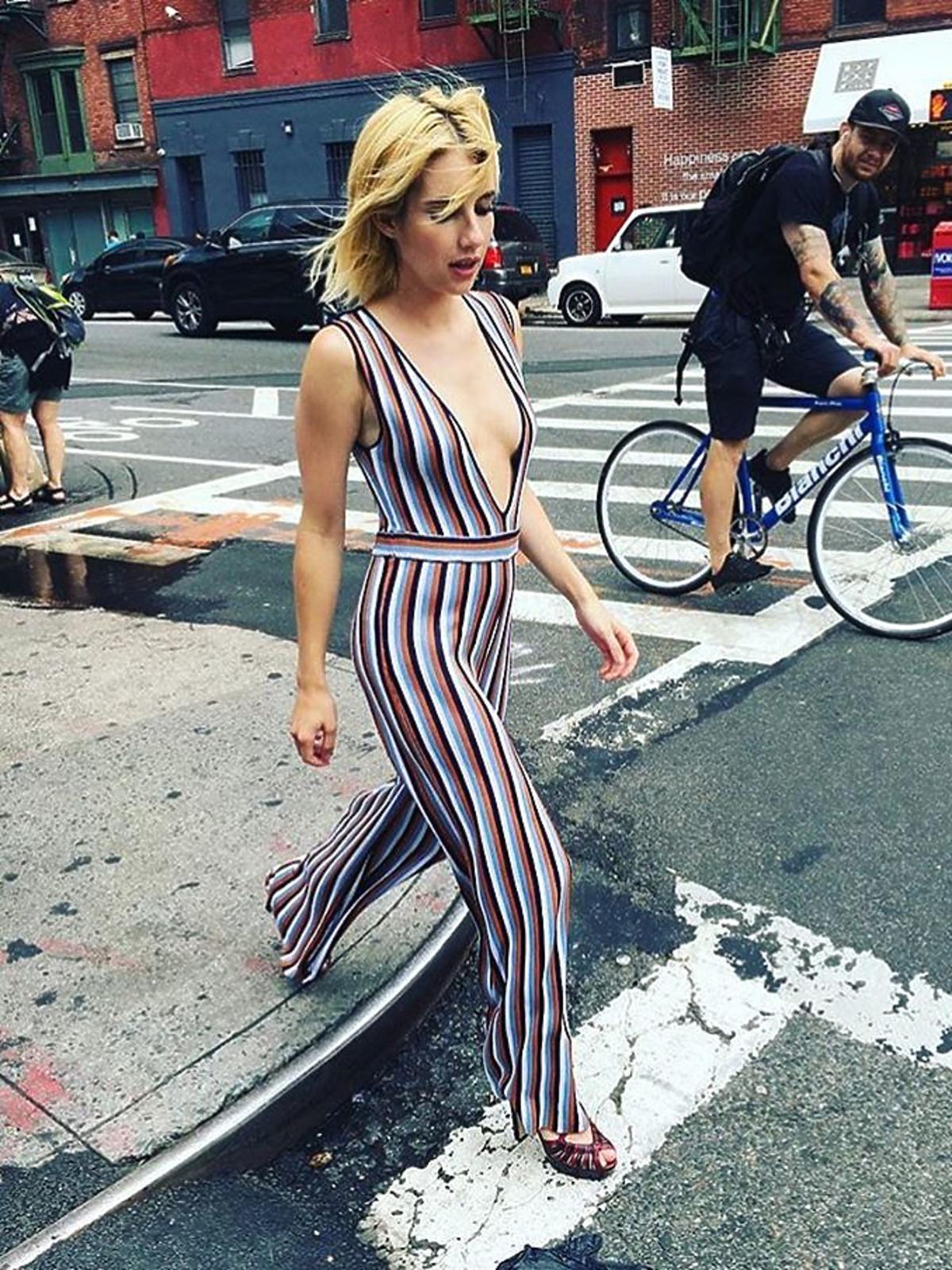 Emma Roberts. Fot. Instagram