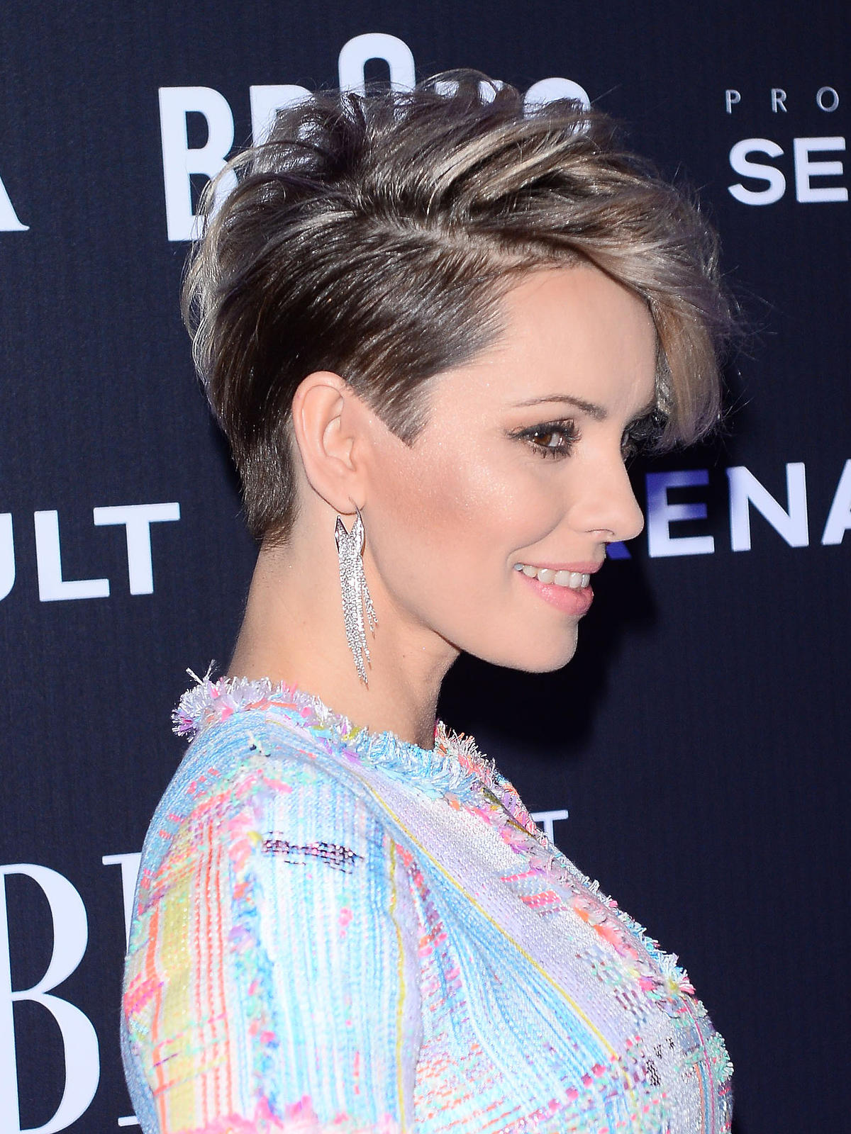 Dorota Gardias w nowej fryzurze