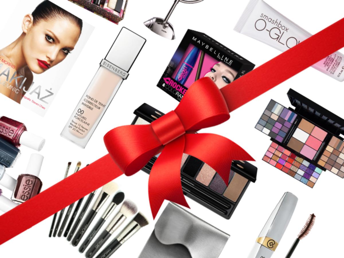 12 propozycji prezentów dla fanki makijażu