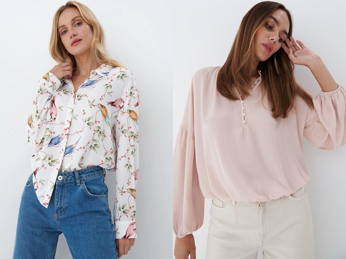 2.jpgWyprzedaż Mohito do 60%: koszule i bluzki